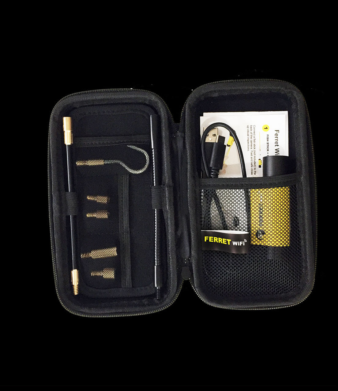 Ferret WiFi - Multipurpose Wireless Inspection Camera and Cable Pulling Tool