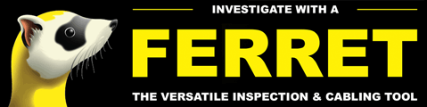 The Cable Ferret Company Logo