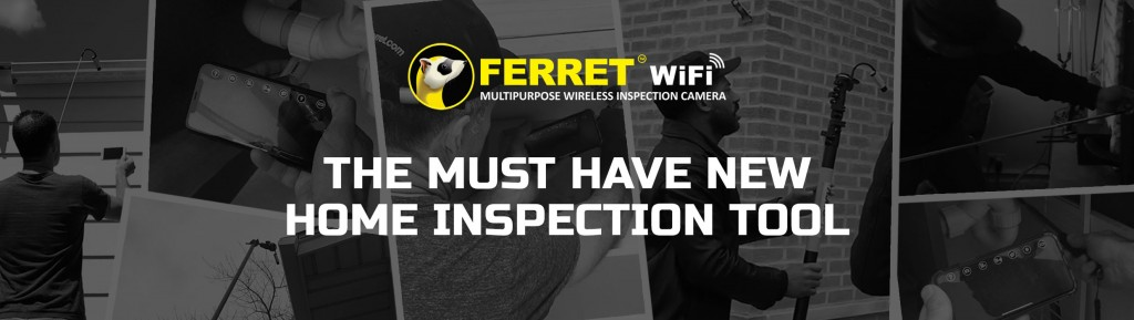 Ferret WiFi - Multipurpose Wireless Inspection Camera